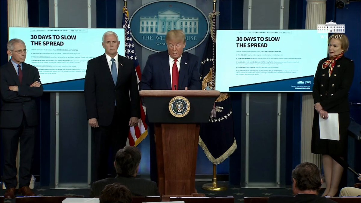 Today, @USTreasury  and @SBAgov  announced further details on the Paycheck Protection Program, which is made possible by The CARES Act—the $2 trillion relief bill President @realDonaldTrump  signed into law last week.