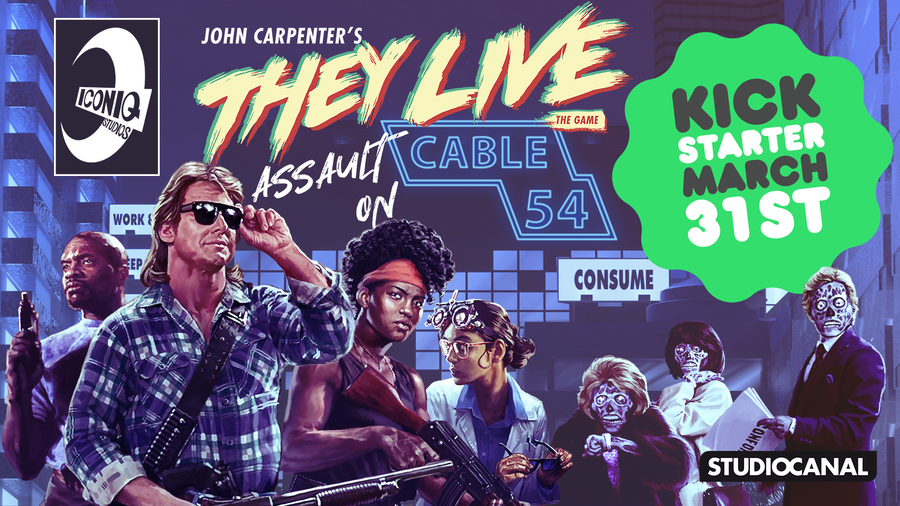 They Live : Assault on Cable 54 - Kickstarter https://www.kickstarter.com/projects/1708218446/they-live-assault-on-cable-54 … https://iconiqstudios.com/wp-content/uploads/2020/03/THEY_LIVE_RULEBOOK.pdf … ボードゲーム版『ゼイリブ』のキックスターターが始まっている。ベータ版の英文ルール公開中。pic.twitter.com/N5lVt5xW57