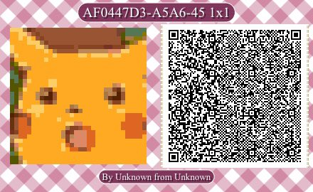 Animal Crossing Qr Codes Ac Qrcodes Twitter