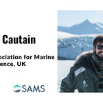 #MeetAScientist: Ivan Cautain from @SAMSoceannews is a PhD st...
