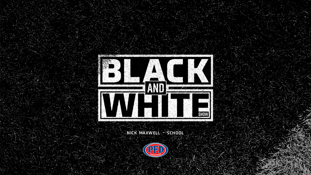 Image for the Tweet beginning: A Black & White Show