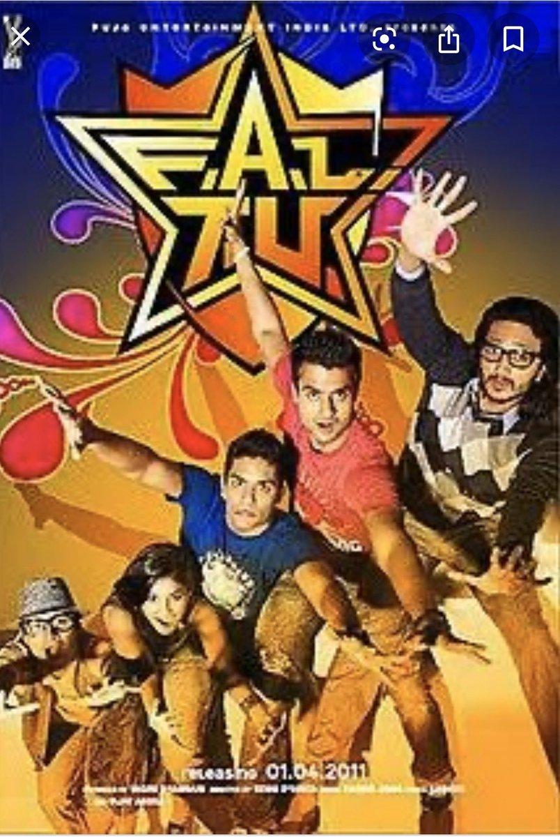 """#9yearsoffaltu """"party abhi bhi baaki hai"""" @pujafilms @vashubhagnani @Riteishd @ArshadWarsi @IamRoySanyal @PujaGuptaFC @Imangadbedi @Lizelle1238 and @jackkybhagnani thank you man :))"""