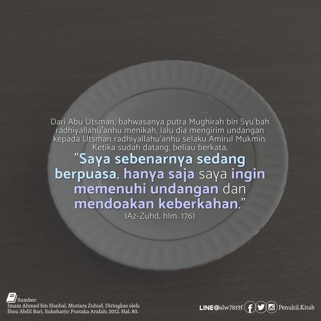 #PenukilKitab #PustakaArafah #MutiaraZuhud #Mutiara #Zuhud | #Islam #Alquran #Sunnah #Hadits #Manhaj #Salaf #Sahabat #Tabiin #TabiutTabiin #Salafi #IndonesiaBertauhid #Hijrah #Hidayah #Ngaji #KajianSunnah #Dakwah #Selfreminderpic.twitter.com/2fFJYIA4nJ