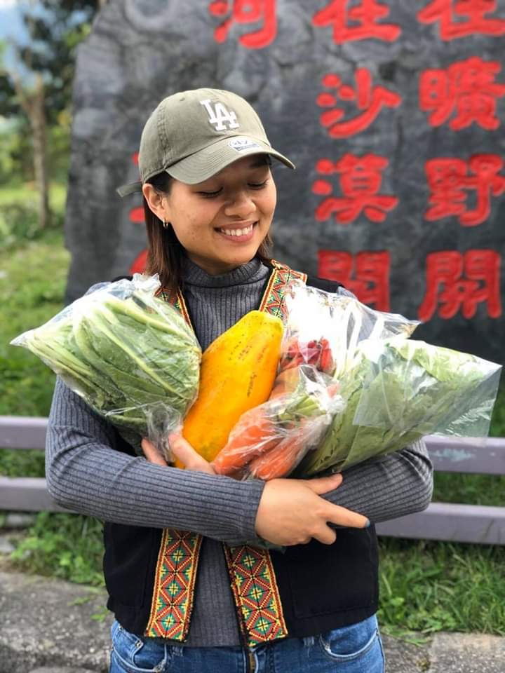 "Organic vegetables (carrots, chilli, papaya, cabbage and so on ) grown in the ""Bunun Agricultural And Educational Foundation"".   在""布農農業教育基金會""中種植的有機蔬菜(胡蘿蔔,辣椒,木瓜,白菜等)。pic.twitter.com/oVnAYx5GSO"