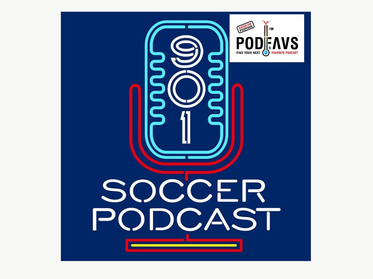 The 901 Soccer Podcast  has been rated on https://www.podfavs.com/ #podcast #football #Google  #podcasts #podcastaddict #podfavs #podcastlove #podcasthost #podcastcommunity #podcastjunkie #StayAtHome  #podcastrecommendation #applepodcast #podcastdiscovery #undiscoveredpodcastpic.twitter.com/4tXh7r39k4