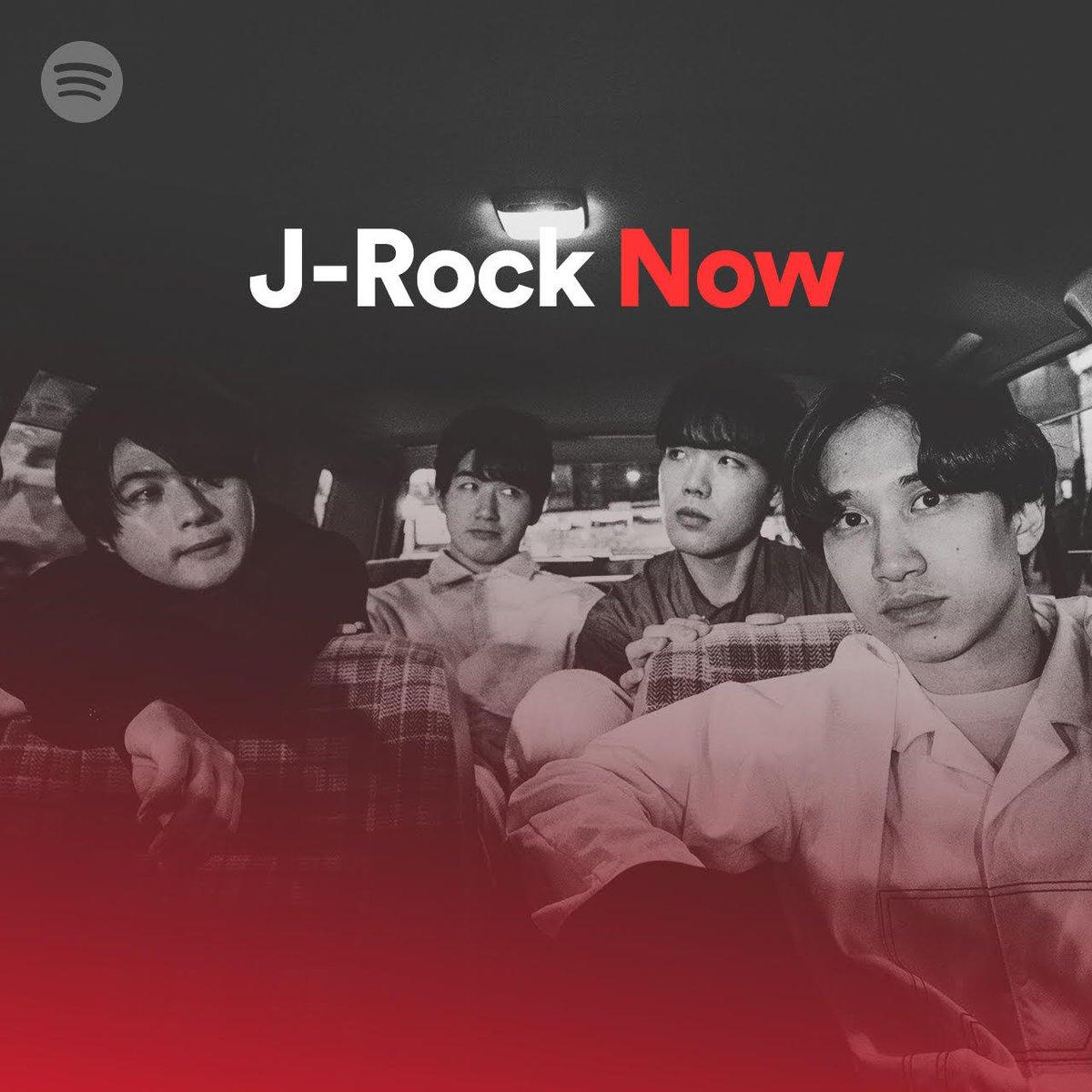 本日よりニューアルバム【hope】の配信がスタート🌈✨@Spotifyjp のプレイリスト「J-Rock Now」ではマカロニえんぴつがカバーで起用されていますので、是非チェックしてみてください🎵