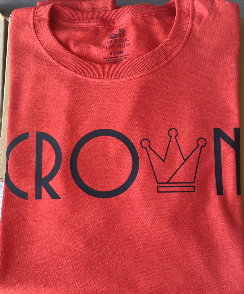 Bloody Red Crown T-Shirt .  #clothes #fashion #style #ootd #love #shopping #outfit #clothing #outfitinspiration #outfitoftheday #streetwear #texas #dallas #designerpic.twitter.com/ojyeHoEGGz