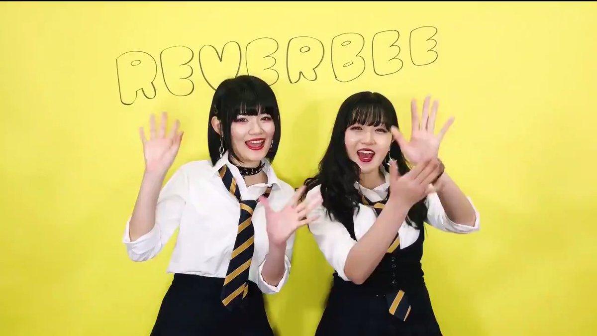 関西発JK1ミクスチャーユニット #REVERBEE (@REVERBEE_mh)  のデビューシングル