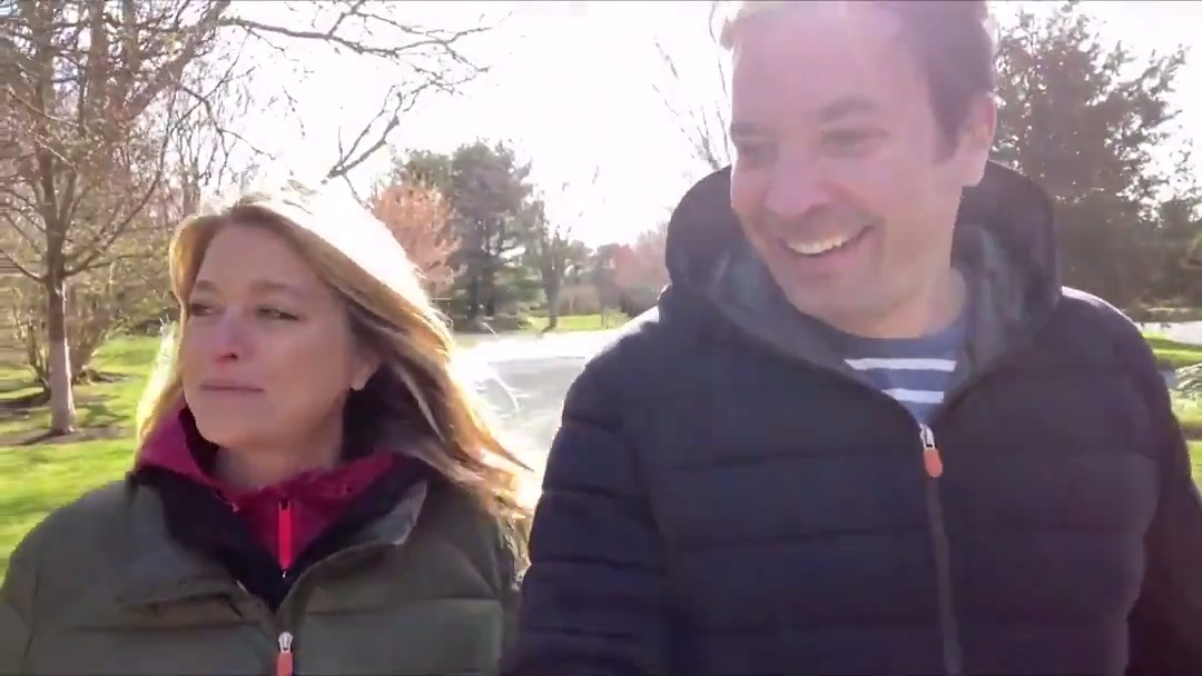 Jimmy & Nancy remember the beginning of their relationship in Ask The Fallons #FallonAtHome