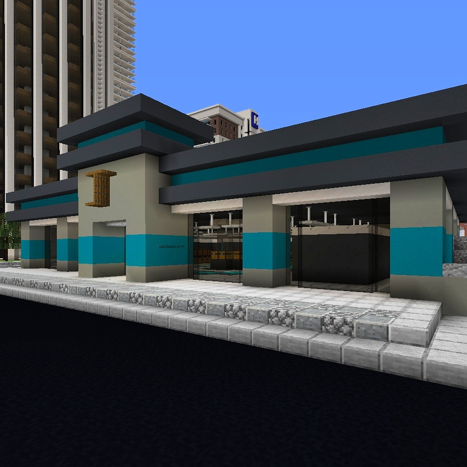 DemocracyCraft's first store! Jenkzzzy's Building Supply will supply new players with all of their building material needs! #mc #minecraft #minecraftcity #citylife #cityroleplay #democracycraftpic.twitter.com/hUWKVse4Py