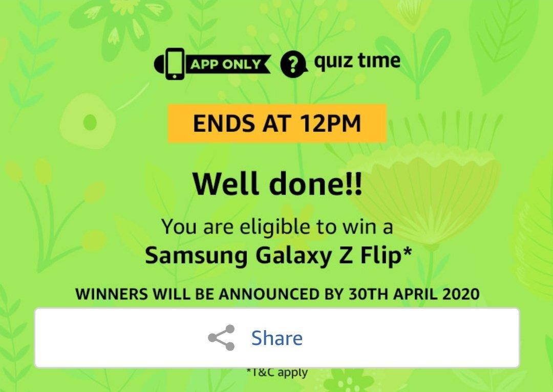 @amazonIN #amazon #SamsungGalaxyZFlip #amazoninpic.twitter.com/JVbwSDjNLo