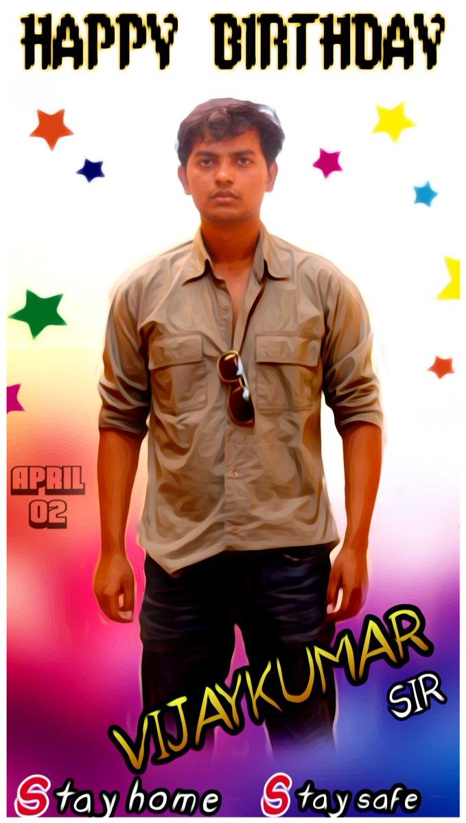 #Happy Birthday UriyadiVijay Kumar pic.twitter.com/X3NP8RUuje