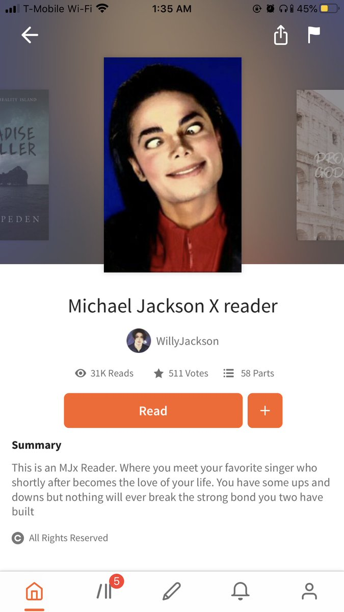 I just wanna know ...: WHO TF IS WRITING MICHAEL JACKSON FANFICTION pic.twitter.com/QJ2PtpFlol