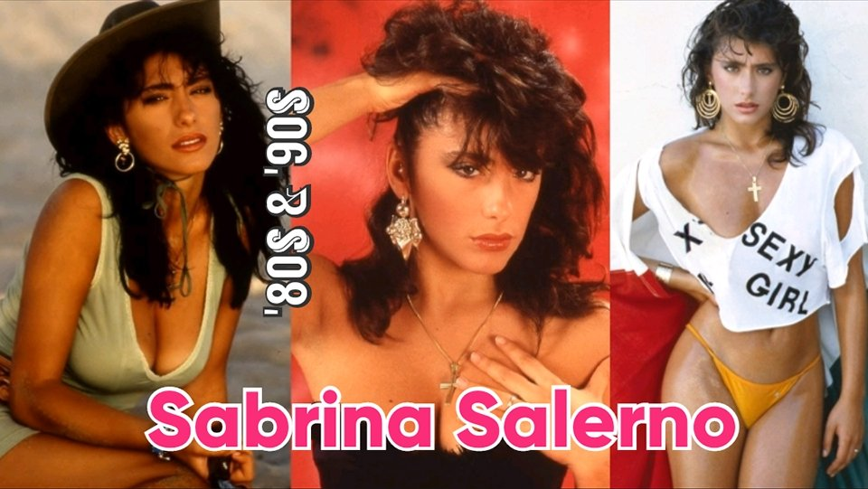 Italian #SexSymbol ❝ #SabrinaSalerno ❞ is an Italian #Singer  #songwriter ㊉ record #producer㊉  glamour #model  #actress  #televisionpresenter#Sabrinais best known for her ➊➒➑➐ single ❝ #boys ‹ #SummertimeLove ›❞ Link : https://youtu.be/b_PljS7Ds2Mpic.twitter.com/1UQaGRFPVi