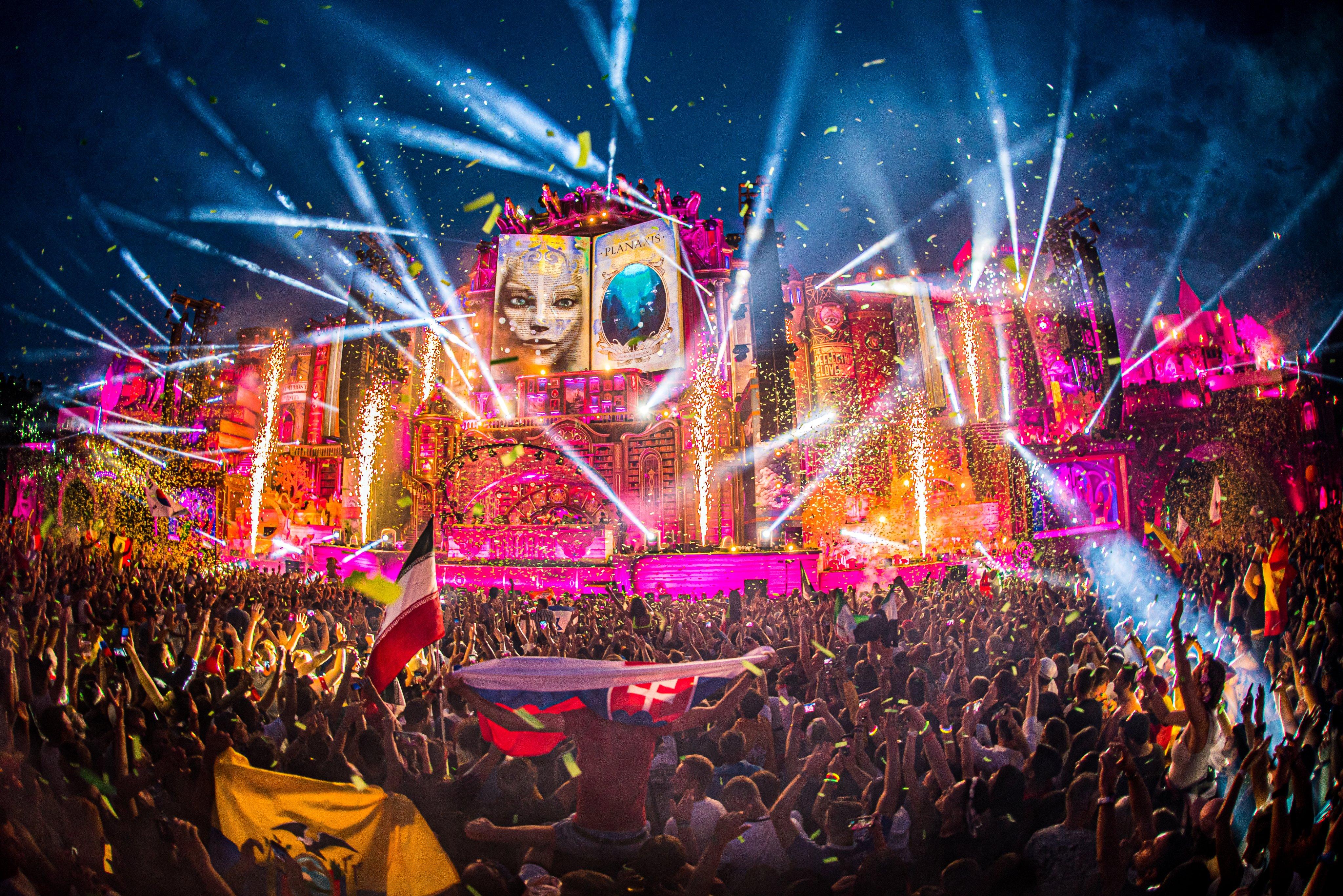 Tomorrowland lineup 2021