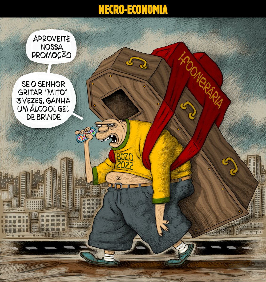 "DEMORÔ"" – Contra o Vento"