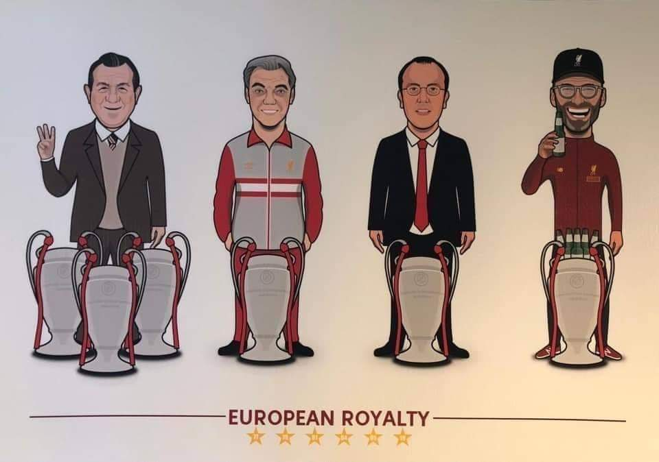European Royalty..Never forget.🖐