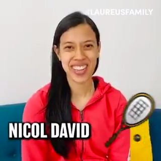 The #LaureusFamily is encouraging everyone to unite and support each other to combat Covid-19.  Here are a few #StaySafeStayHealthy tips with Laureus Ambassador @NicolDavid...  #StayHome