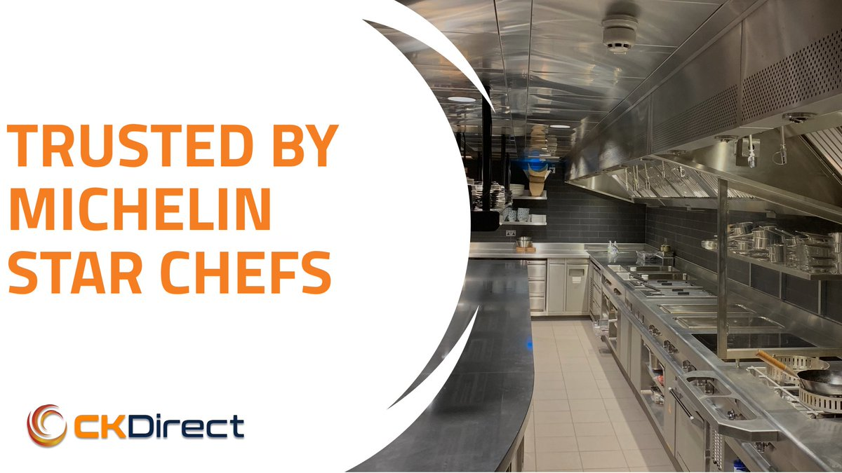 At CK Direct, we're proud of our consistently high level of service. That's why we're trusted by Michelin star chefs – because their standards are our standards. Learn more about what we do: https://bit.ly/2wHHOps | #MichelinStar #CommercialKitchenpic.twitter.com/Uu8wgqMt6I