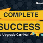 Image for the Tweet beginning:  Brand Upgrade Carnival has