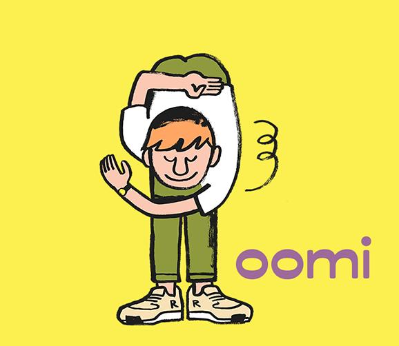 Oomi on nyt täällä! Kurkista juuri avatuille nettisivuillemme oomi.fi! #arjenymmärtäjät #oomienergia