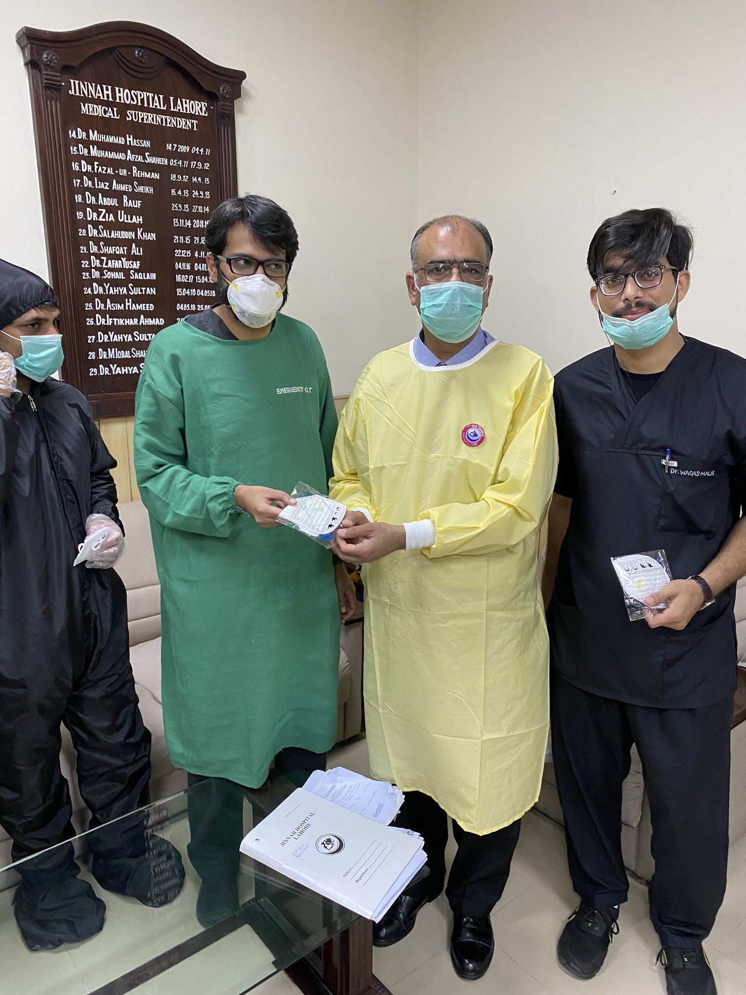 Dr Srg On Twitter Around 700 Ffp2 Masks Given By Ms Jinnah Hospital To Doctors And Other Staff On Duty Well Done Dr Yahya Healthpunjabgov Dr Yasminrashid Https T Co Sszllnu7jg