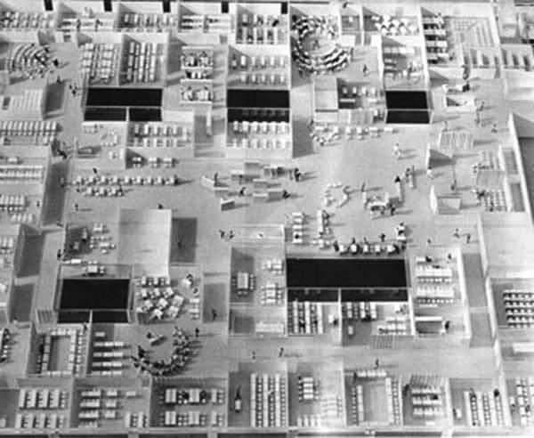 Ottokar Uhl 1931-2011 Federal Gymnasium, Völkermarkt 1970-1974 #architecture #arquitectura #ARCHITECTURALMODEL #model #maqueta #drawing #plan #OttokarUhl  http://de.wikipedia.org/wiki/Ottokar_Uhl…pic.twitter.com/mTooIegpyf