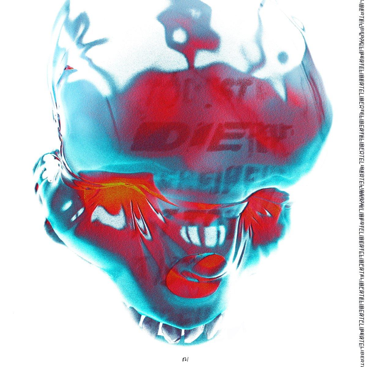 #coverdesign #skull #plasticbag #design #renderingpic.twitter.com/39LjF2Jwsh