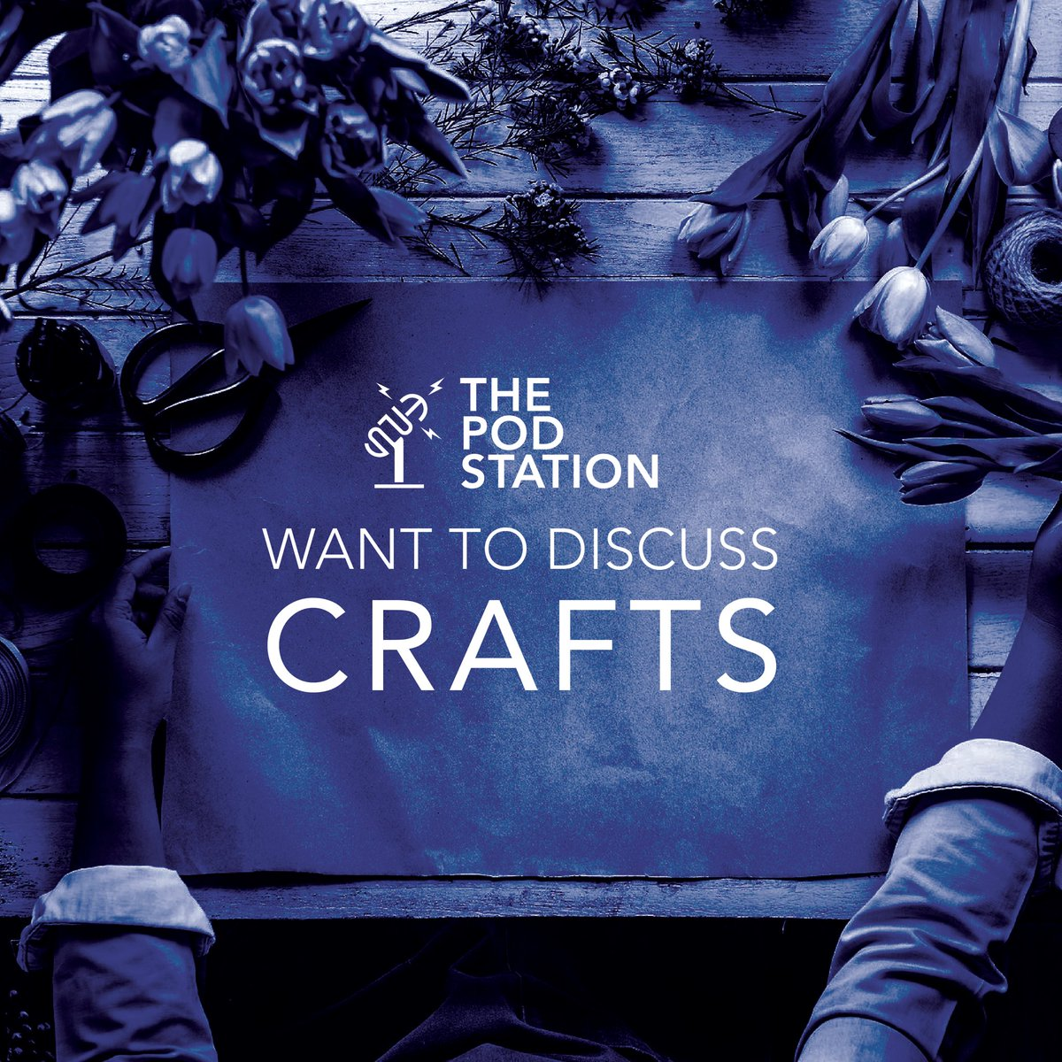 Fancied doing a podcast but the whole 'How to do it' put you off?  Check out our problem solving packages: http://thepodstation.co.uk/station-packages/becoming-a-podcaster…  #thepodstation #podcasts #podcasting #podcastshow #PodcastSeries #arts #crafts #artsandcrafts #crafting #craftpodcast #learn #fun #educationpic.twitter.com/fvgylkOZBh