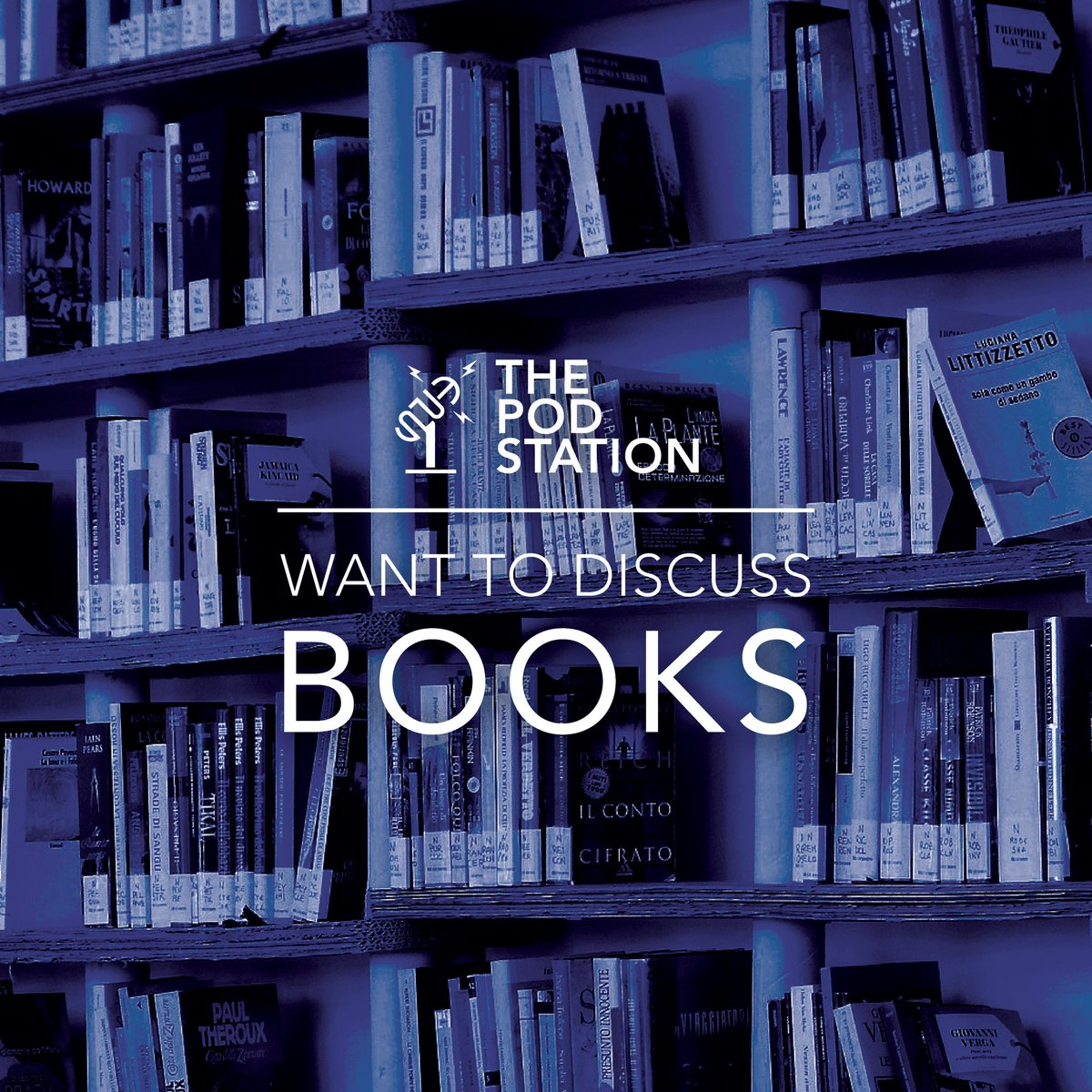 Fancied doing a podcast but the whole 'How to do it' put you off?  Check out our range of packages to remove this barrier: http://thepodstation.co.uk/station-packages/becoming-a-podcaster…  #thepodstation #podcasts #podcasting #podcastshow #PodcastSeries #books #bookclub #bookclubpodcast #booklover #booknerdpic.twitter.com/woZRtwkFxd