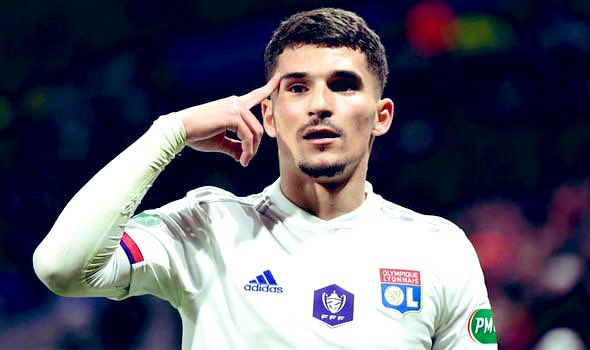 👀  EXCLUSIVE: Liverpool are closing in on Lyon sensation, Houssem Aouar.   [BBC]