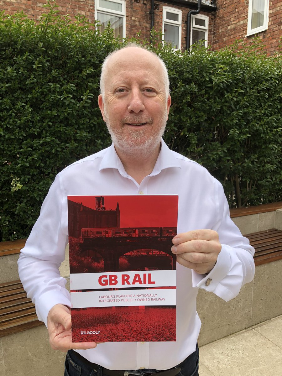 COVID-19 has brought rail franchising to an abrupt end, yet there's been an acknowledgment for some time that the system's broken. When we come through this crisis, we must think about the long-term future. To that end I've published Labour's White Paper. labour.org.uk/GBRail