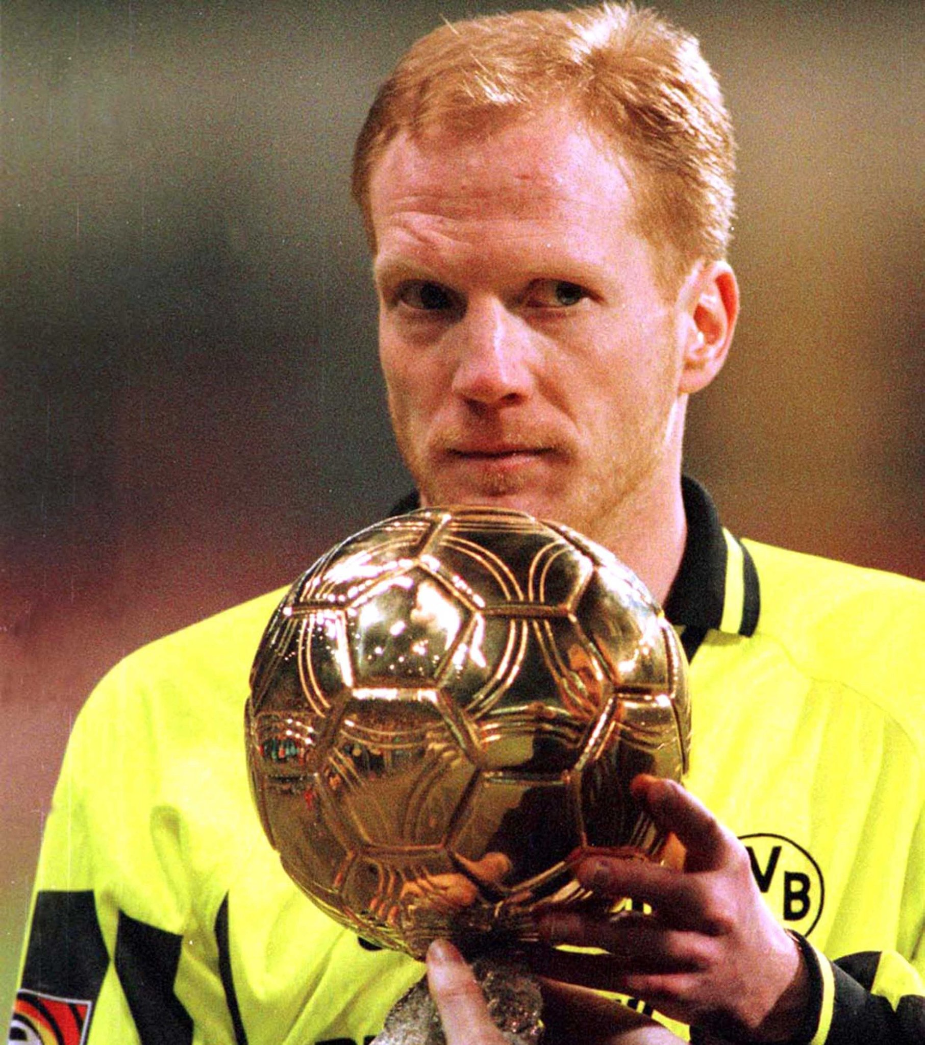 "UtdArena on Twitter: ""Being awarded the Ballon d'Or heavily based on success with the national team is not a modern phenomenon. In 1996, Dortmund's Matthias Sammer won the award after winning the"