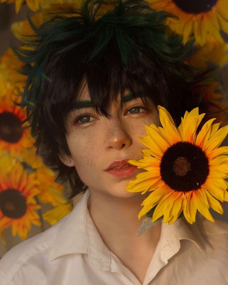 Sunflower   #midoriyaizuku #midoriyaizukucosplay #bnha #cosplay #coser #bnhacosplay #deku #bokunoheroacademiacosplay #bokunoheroacademia #cute #cosplayphoto #cos #cosplayanime #animepic.twitter.com/QKkmB3wdKH