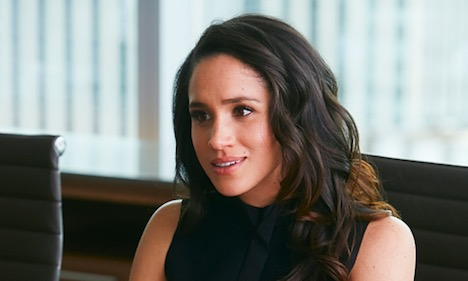 Meghan Markles expletive nickname on Suits set after she noticed issue with food mirror.co.uk/tv/tv-news/meg…