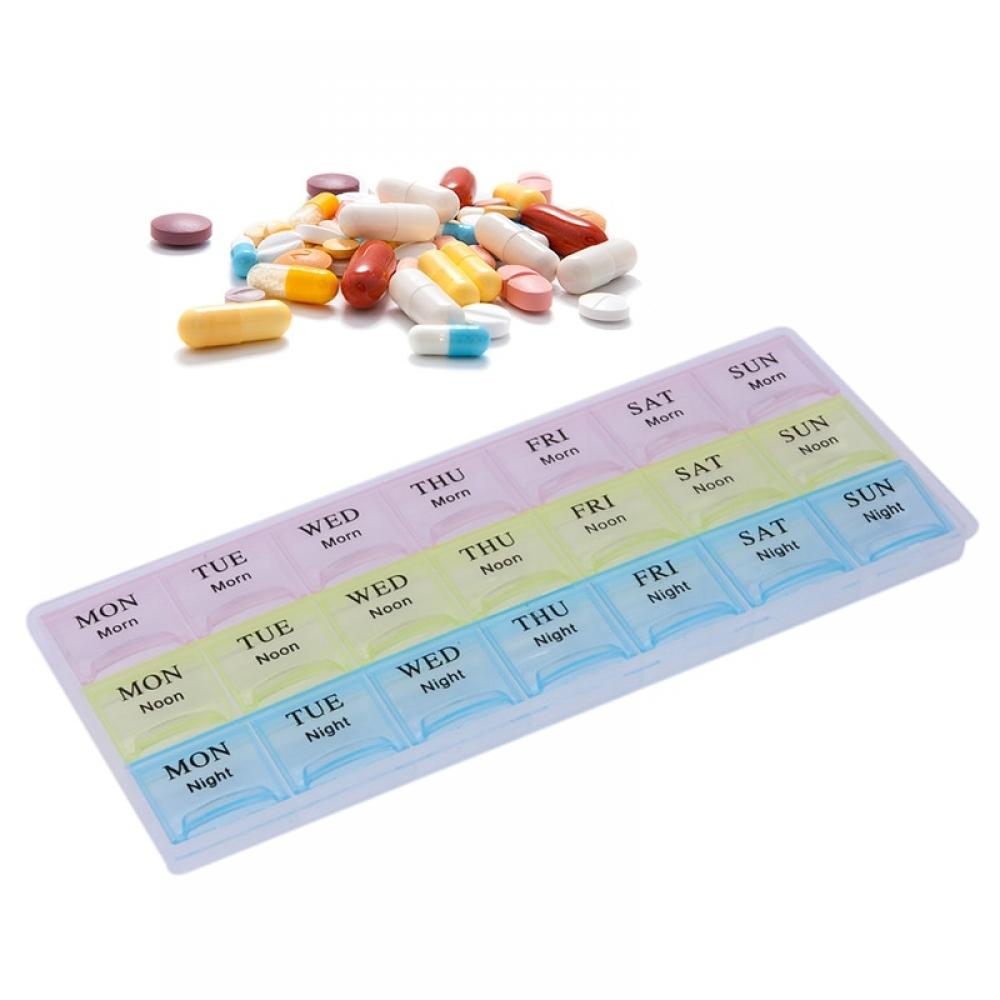 #instafood #healthyeating 21 days Mini Pill Boxpic.twitter.com/2zRwvd6RjH
