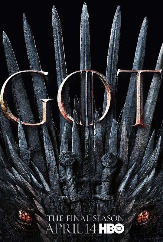 HBO just released a chilling  new poster for the final season of Game of Thrones.  #ForTheThrone <br>http://pic.twitter.com/Jpf7sGODW9