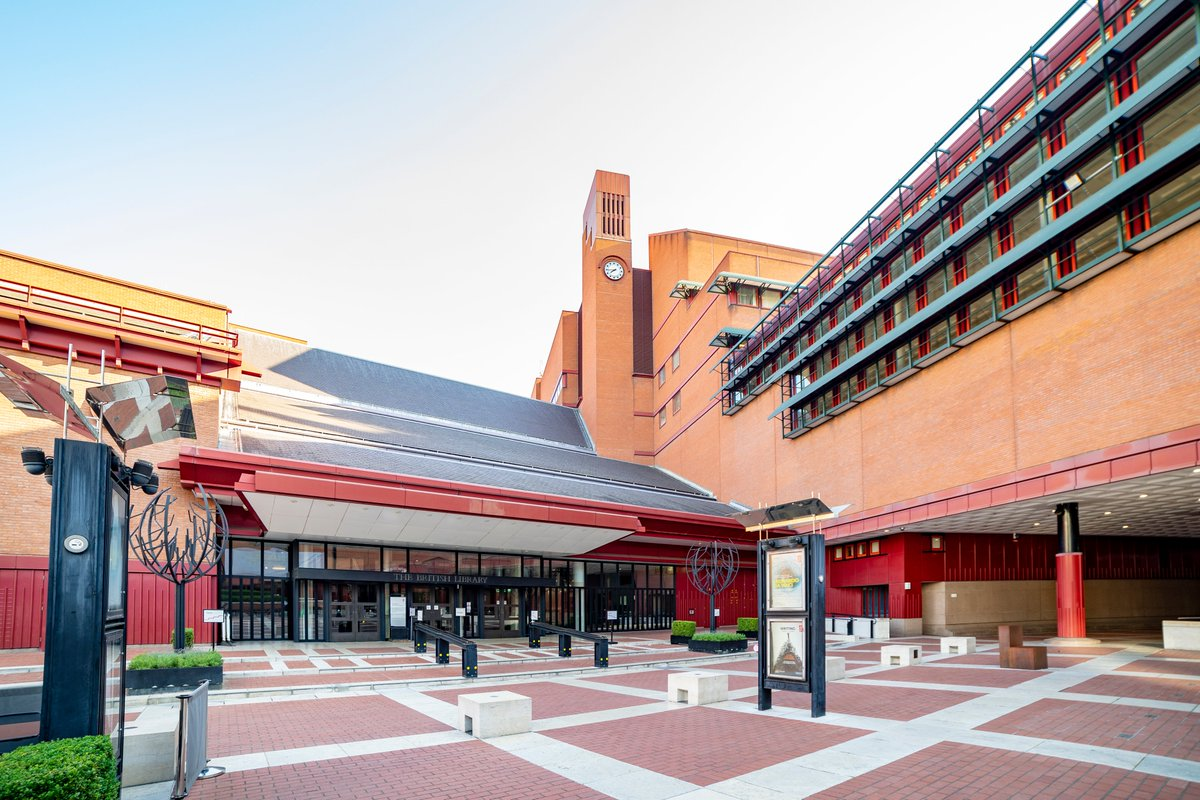 #Archive30 kicks off today. 30 days spotlighting archives everywhere.  #YourArchive  The @britishlibrary is home to the nation's @soundarchive, an extraordinary collection of nearly 7 million recordings of speech, music, wildlife and the environment.