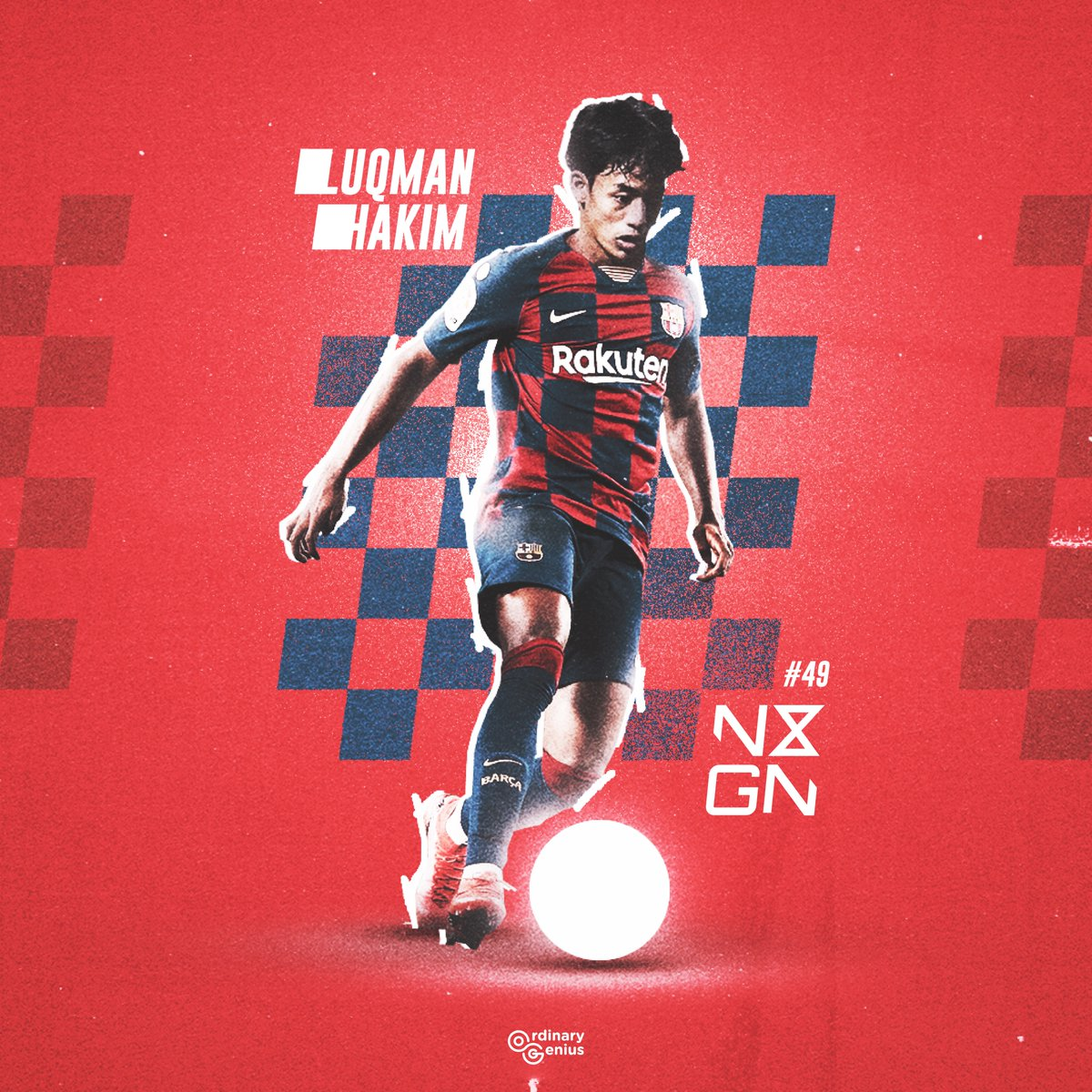 Another milestone for Luqman Hakim, listed in the NxGn 2020 50 best wonderkids.  Decided to do this #kitswap because to be the best you gotta join the best and Barca is one of em.  Congrats @luqisham10 !  RTs and Likes are much appreciated!  #smsports #sportsedits #NxGn2020pic.twitter.com/eVBLHVW3rl