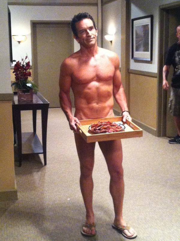Jeff probst's bacon bits