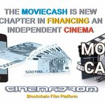 Image for the Tweet beginning: THE MOVIECASH IS A CRYPTOCURRENCY