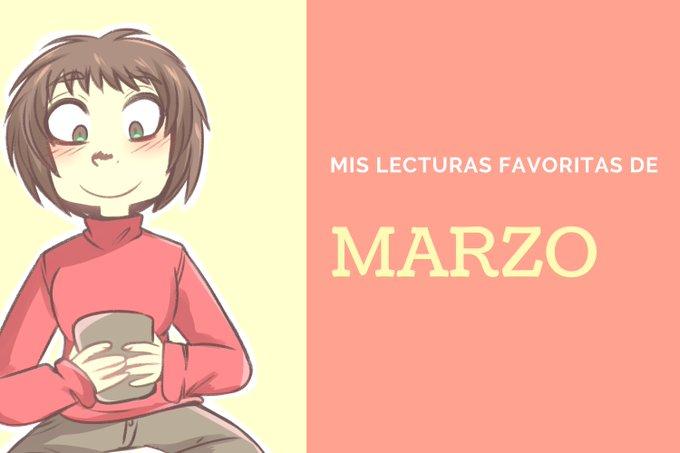Mis lecturas favoritas de MARZO