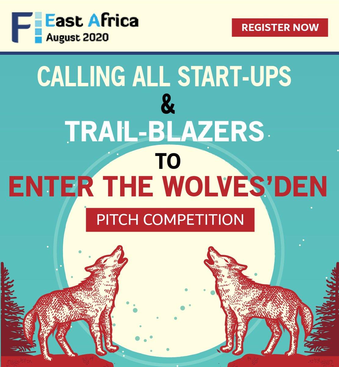 Enter The Wolves' Den - https://mailchi.mp/finnovationworld/enter-the…  #paymentsinnovation #financialinclusion #blockchain #mobilemoney #digitalwallets #digitaltransformation #fintech #banking #awardsnight #networking #lastminute #eastafricapic.twitter.com/ytfuV8NTQd