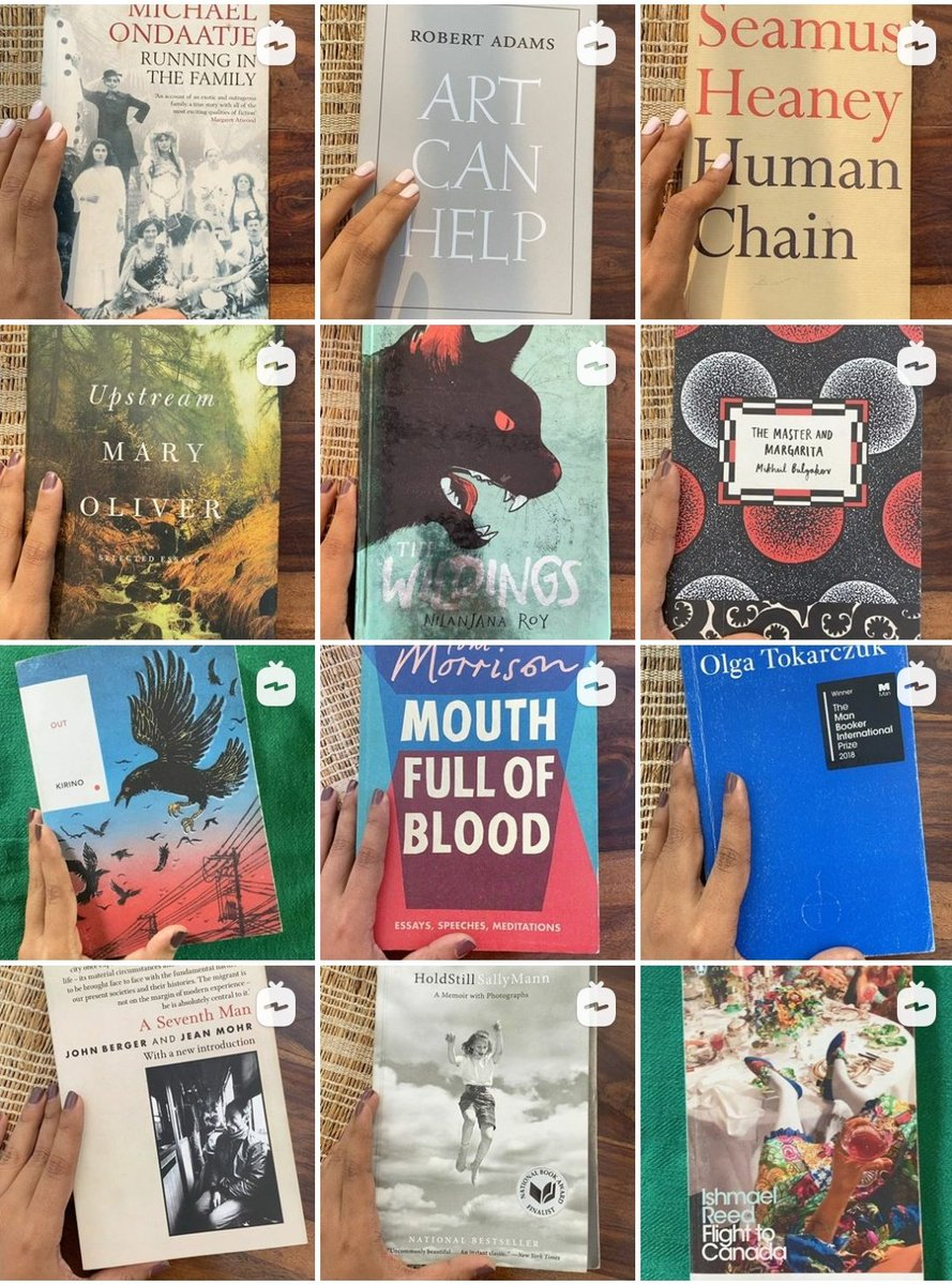 Follow the handle @/dogeared.reviews on Instagram for lovely book reviews by @adira_t #photobooks #bookstagram #coverdesign #bookdesign #design #art #poetry #bookreview #booklove #bookrecommendationspic.twitter.com/Spso3a7Zrv