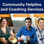 Image for the Tweet beginning: Our free helplines and coaching