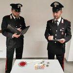 Image for the Tweet beginning: Palermo: I Carabinieri della stazione