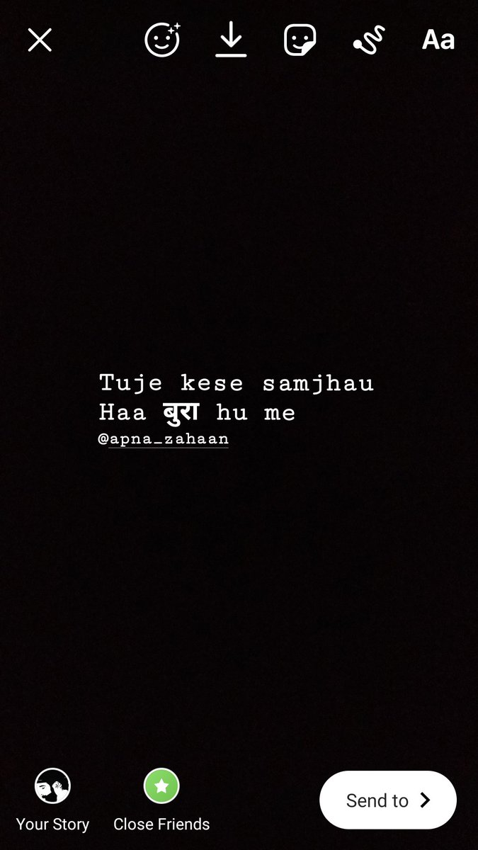 #shayari#hindiquotes #lamhe#sadshayari#shayarilover#jazbaat#originalquotes#mohabbat#shayari143#shayaries#heartbreak #shayar#hindiloveshayari#instashayari#failuretosucces #bezzubanthoughts  #motivationalstory #hindipost#motivationquotes #crush #2lineshayri#2linespic.twitter.com/DfOLyqmP8Q