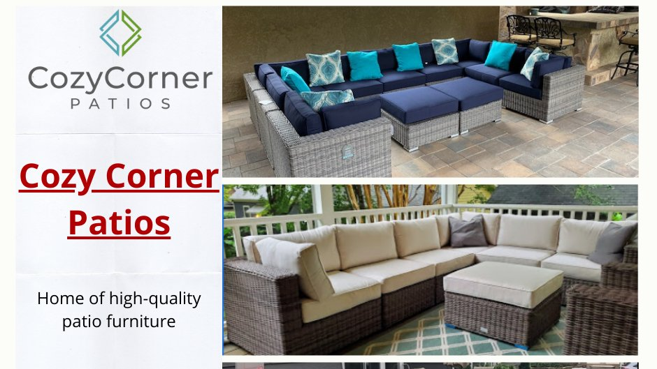 Available now at http://www.cozycornerpatios.com  or call us at 1-818-934-8455 . . #patio #backyard #homedesign #inspiration #garden #outdoorliving #porch #terrace #gardendesign #patiodesign #patiodecor #interiordesign #getoutside #liveoutdoors #entertaining #outdoorentertainingpic.twitter.com/pIab6uayi5