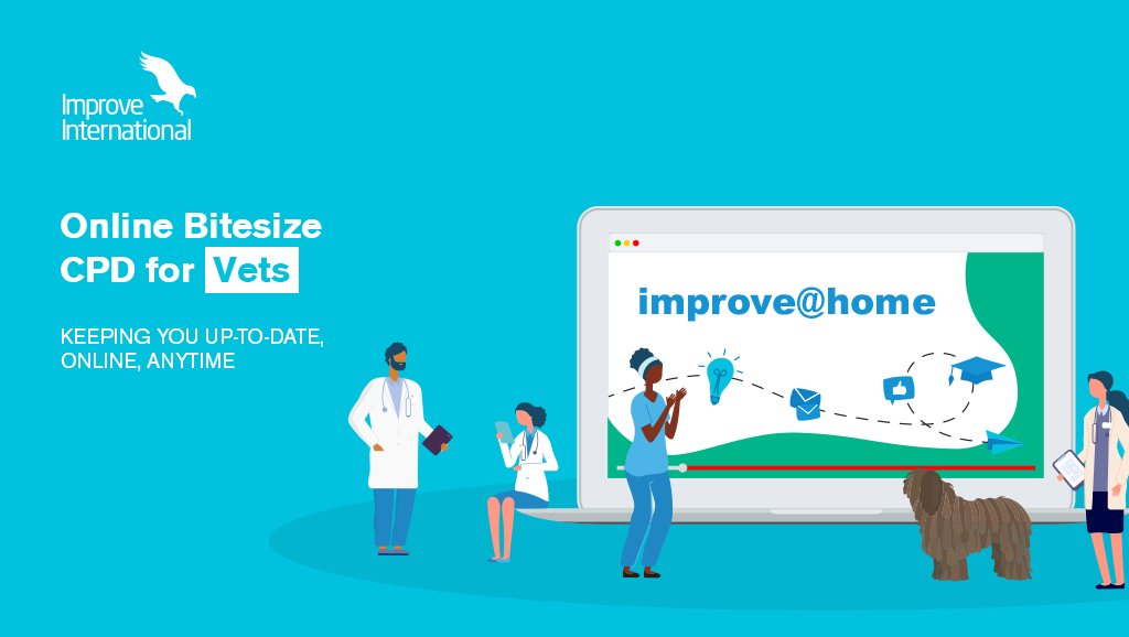 Over 50 hours of #CPD  for £99 + VAT per year using discount code: BITSIZEVS20  http://bit.ly/Vets_Bitesize_CPD  … Our Online Bitesize CPD enables you to achieve the learning in key clinical subjects and meet your annual CPD targets. #Improve @home
