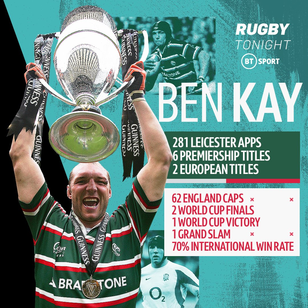 test Twitter Media - Some career @BenKay5 had! 🔥  Tonight we hear from the man himself on his club, country and Lions history...💬  🎥 #RugbyTonight On Tour ⌚️ 7pm 📺 BT Sport 1 HD https://t.co/eMd3UVQWdG